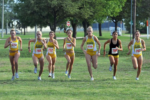ASU Women's Cross Country Team