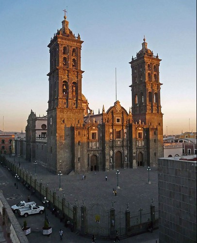 A25 Puebla cathedral