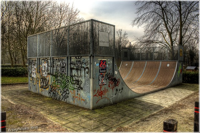 Skater's Paradise