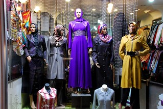 the latest in turkish fashions, van | by hopemeng