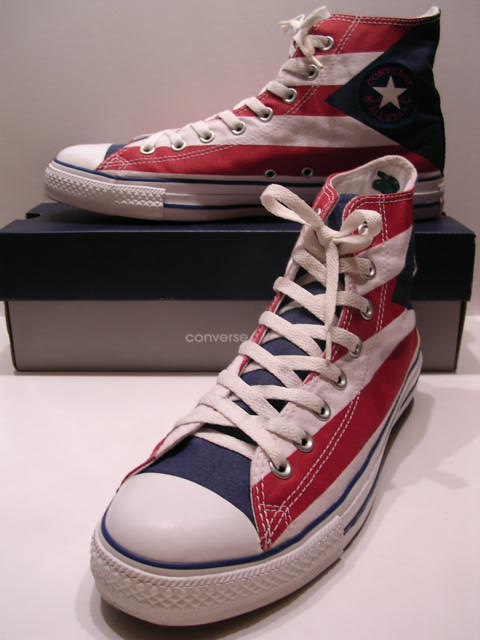 sports shoes eb9eb c02a6 ... Puerto Rican Flag - White, Red   Blue Hi 1J651   by hadley78