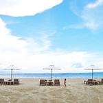 ひるまのサヌール湾