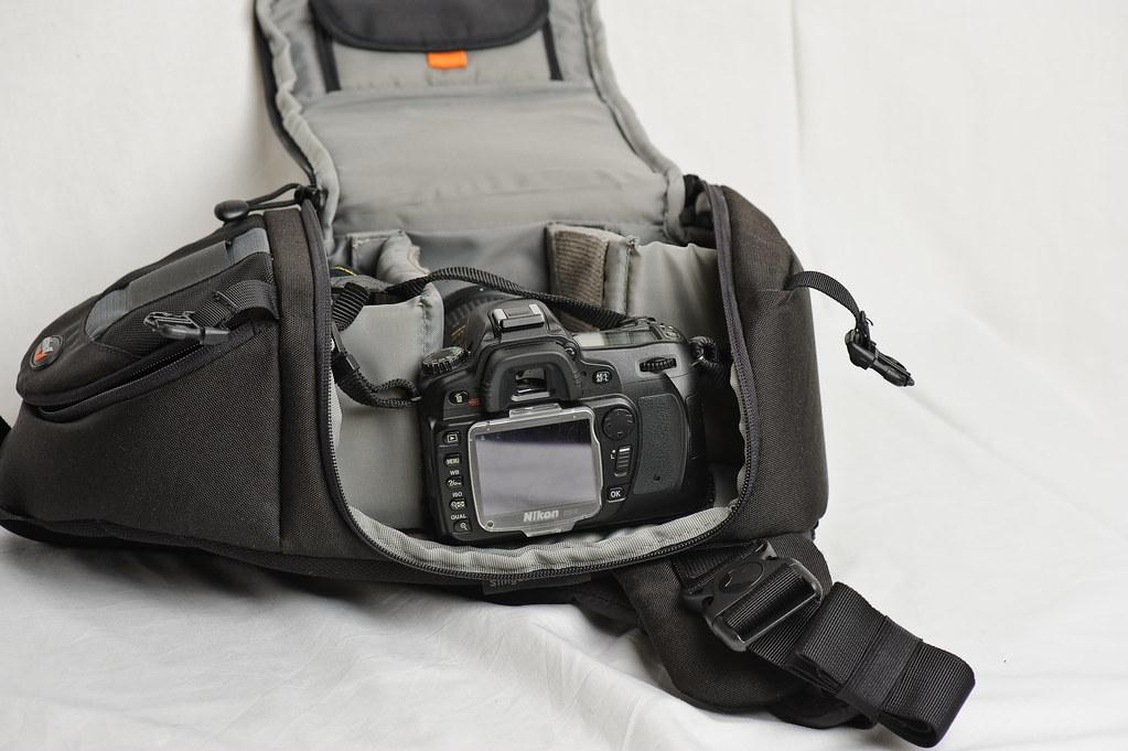Lowepro Slingshot 100 Aw Camera Inside D80forsale Flickr