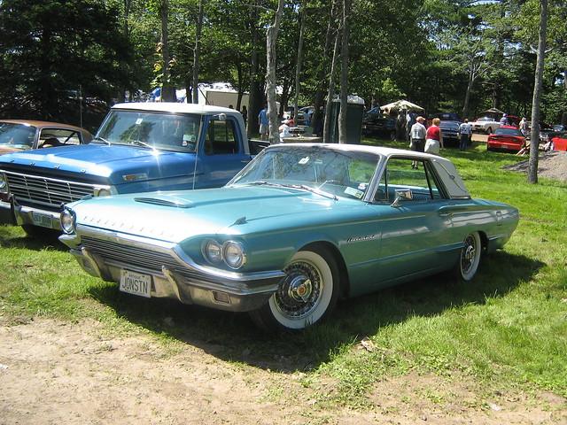 1964 Thunderbird hardtop