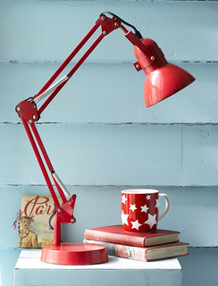 Tesco red lamp | by Sussie Bell