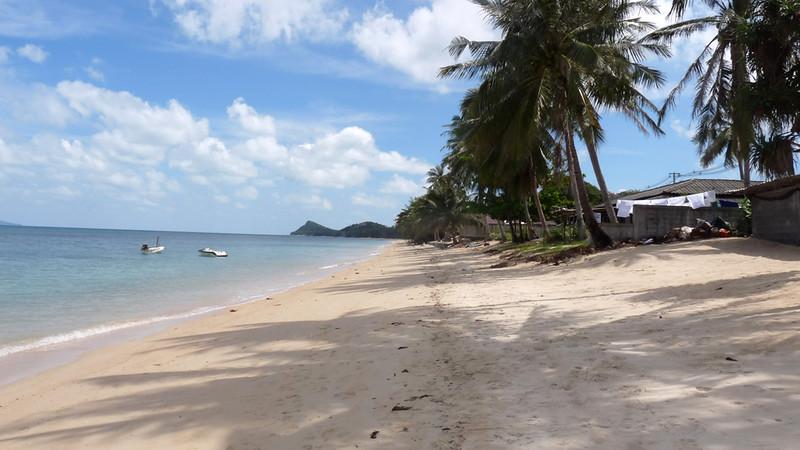 Koh Samui Bangpor Beach コサムイ バンポービーチ2