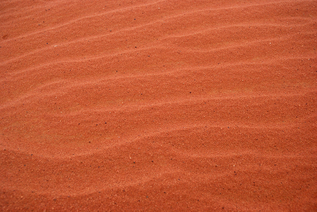 unique design super cute sale online Wadi Rum - Red Desert Sand | Waves of Sand in the Jordanian ...