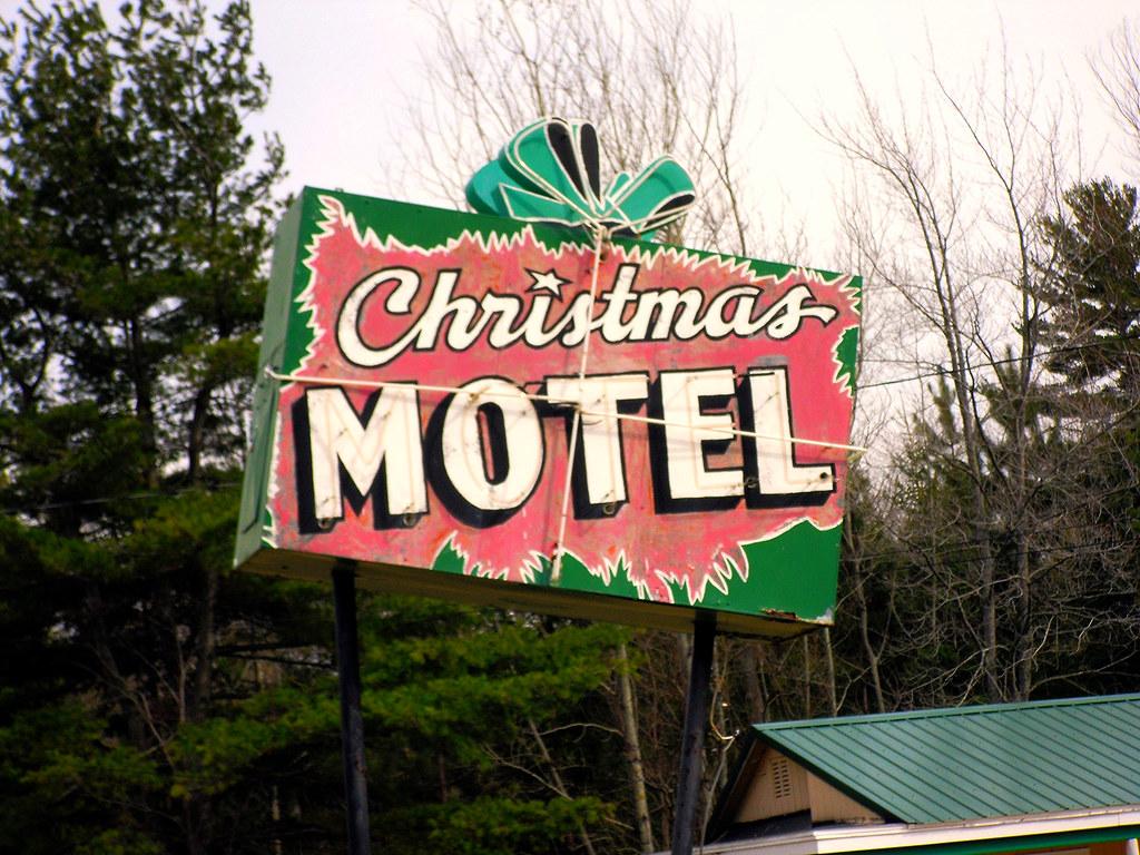 Christmas Michigan.Christmas Motel Christmas Michigan Cragin Spring Flickr