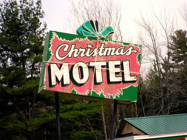Christmas Motel, Christmas, Michigan