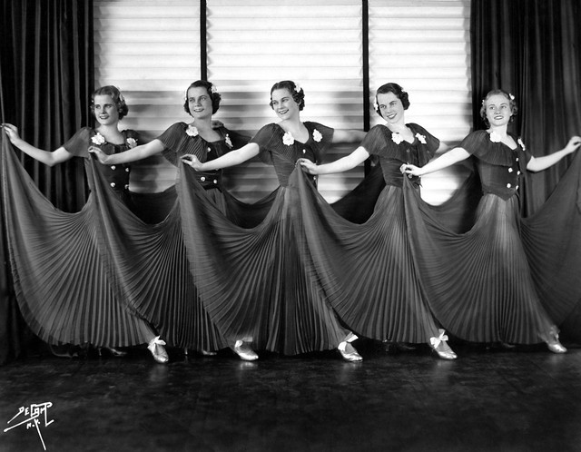 The Five Ames Sisters - 1936