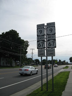 Saratoga County Route 108 - New York