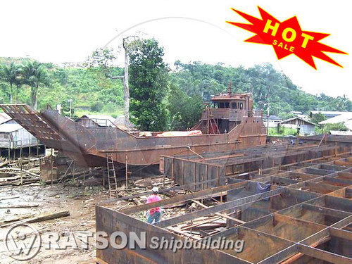Landing Craft Tank from RATSON Shipbuilding Indonesia | Flickr