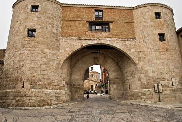 Lerma: Arco de la Cárcel