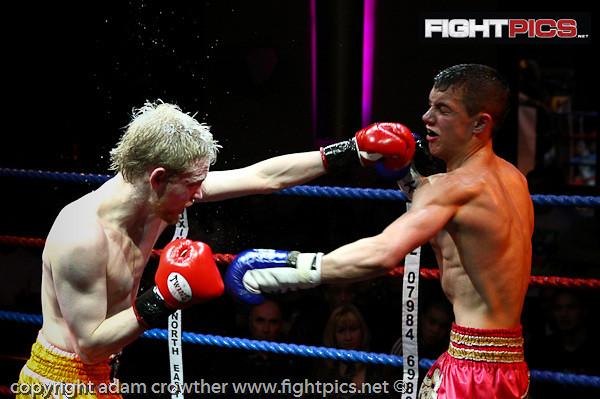 Bad Company Thai Boxing Leeds April 2010 (6)