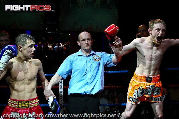 Bad Company Thai Boxing Leeds April 2010 (8)