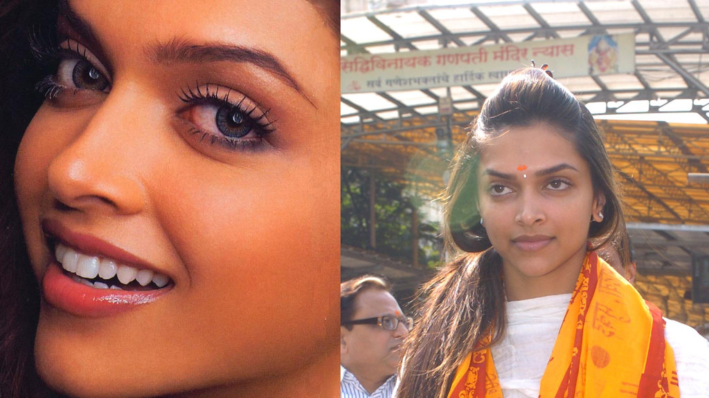 deepika padukone without makeup 2 | This one includes ...