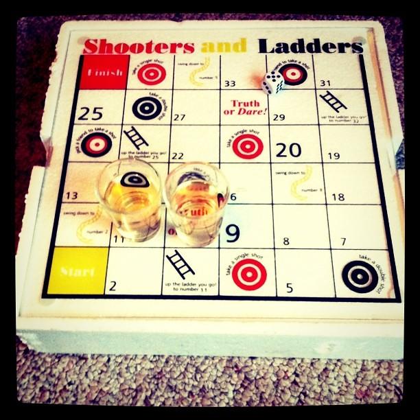 Shooters And Ladders Mega Kayode Wan Flickr
