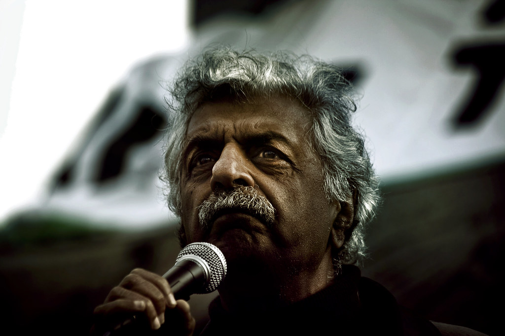 Tariq Ali by Harry Sewell