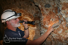 Saphire Mine Tour, Rubyvale