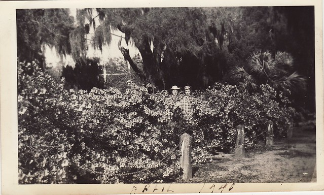 Lavell & Neva  April 1940 Savanna