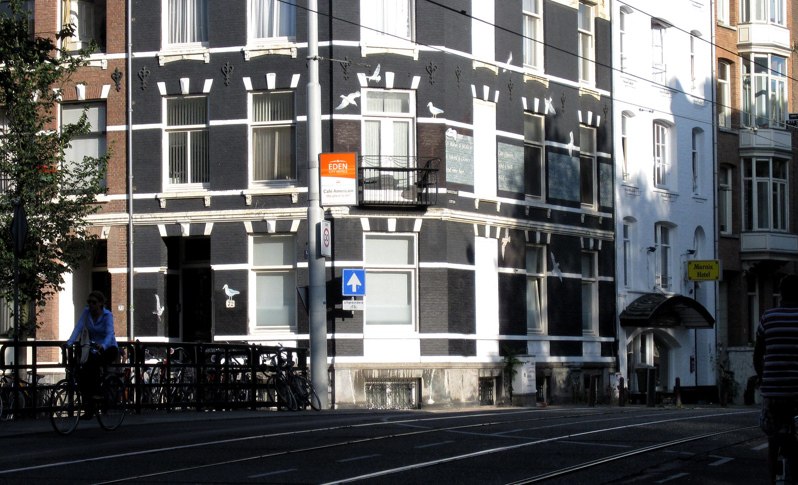 Amsterdam 709