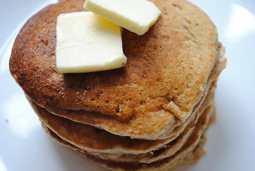 hailey - harvest pancakes