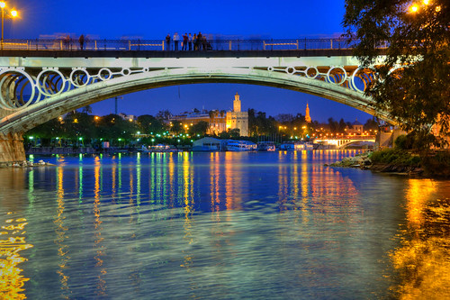 Puente de Triana 5 | by Benurs - Learning and learning...