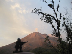 from costa rica, volcan arenal by yvette