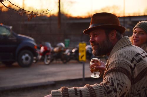 westasheville asheville nc northcarolina sunset portrait thewedge