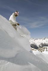 ACG SNOWride 2007 - Samnaun, jezdec: Ondra Beneš