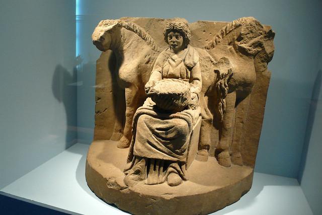 celts - the horse goddess epona