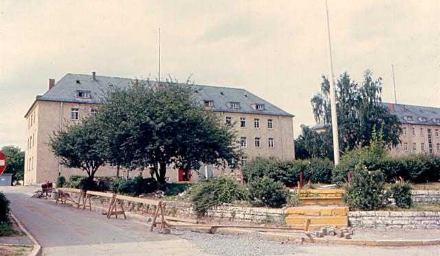 Heilbronn - Badenerhof Kaserne
