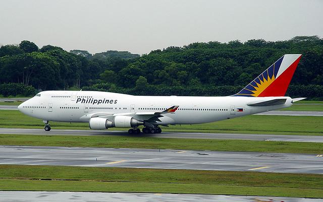 B747-4F6 | Philippine Airlines | SIN