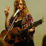 Thu, 18/03/2010 - 12:04pm - Patty Larkin performed live on the air on and for Marquee Members in Studio A on 3/18/10 .  photos copyright 2010 -gaylemiller.com