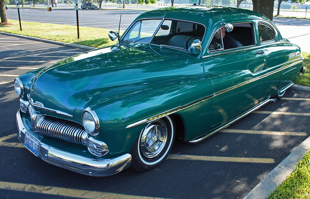 1950 Mercury 2-Door Coupe (2 of 6)