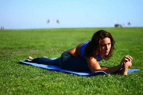 hanumanasana yoga pose  raman gulati  flickr
