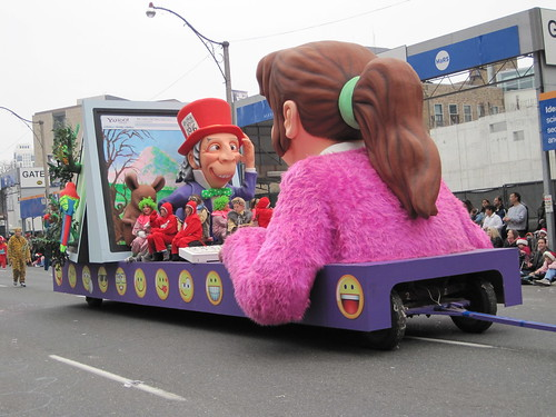 2009 Santa Claus Parade | by Mike Boon