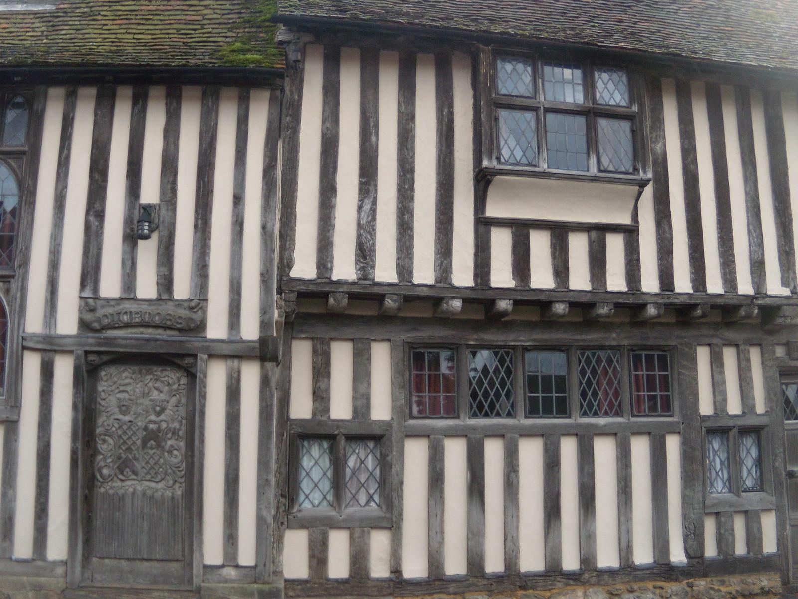Old house, Otford Eynsford to Shoreham