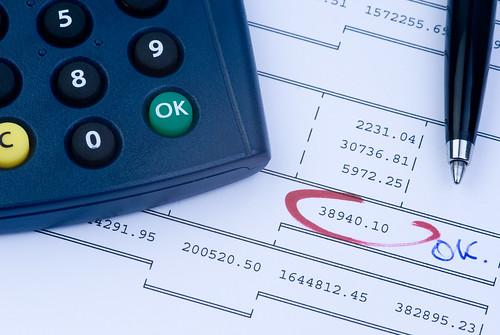 balance sheet ok | by Philippe Put