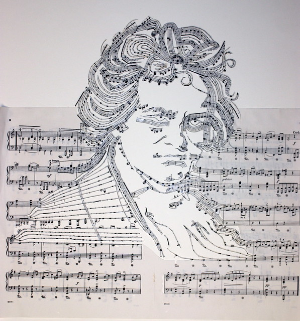 Beethoven: Ready for framing