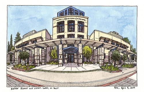 buehler alumni center