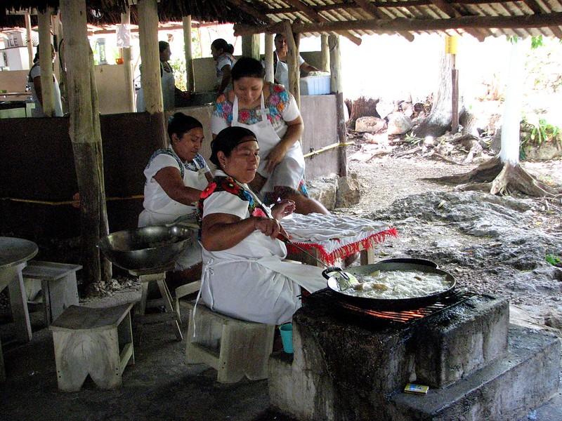 Village de Pac Chan, RivieraMaya