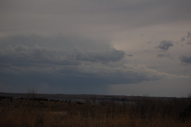 04-12-10  - Storm Cell South of Lake McConaughy, Ogallala Nebraska