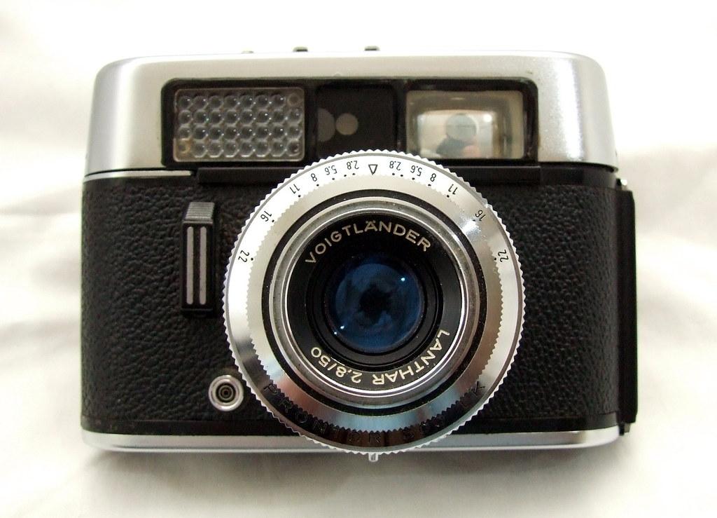 Voigtlander Vito Automatic I Camera Instruction Leaflet 1963 More ...
