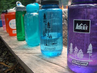 A Rainbow of Nalgene | by osiristhe