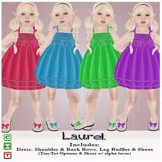 Laurel Ad