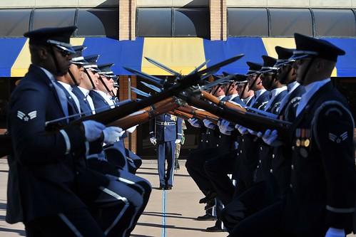 Air Force Honor Guard @ ASU