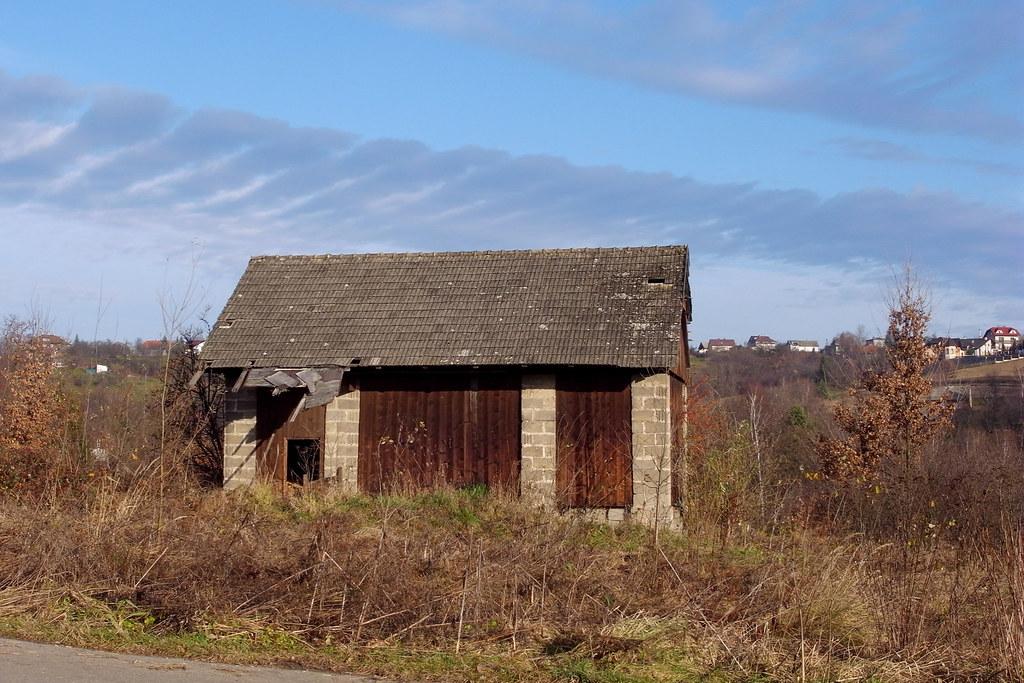 Stara stodoła / Old barn