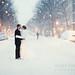 winter wonderland wedding by marydaph