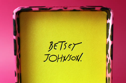 Betsey Johnson Jewelry Box | by Bakerella